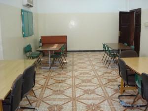 غرفة المطالعة