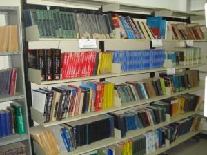 قسم المكتبات - رفوف كتب الاقسام العلمية المتنوعة و المتميزة3