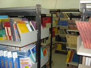 قسم المكتبات - رفوف كتب الاقسام العلمية المتنوعة و المتميزة6