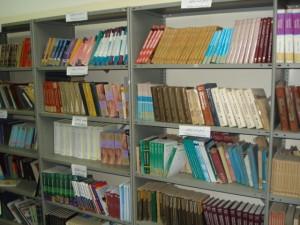 قسم المكتبات - رفوف كتب الاقسام العلمية المتنوعة و المتميزة9