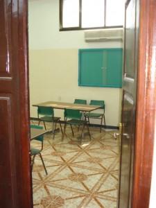 غرفة المطالعة1