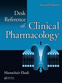DESK REFERENCE OF CLINICAL PHARMACOLOGY