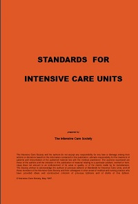 Standards for Intensive Care Units 2007